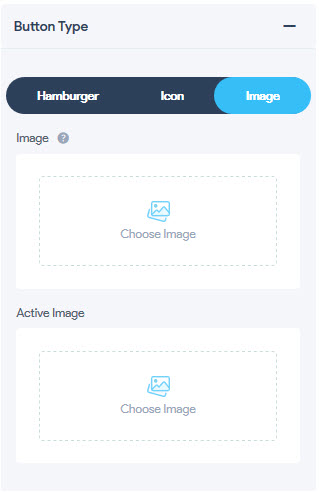 Toggle Button - Button Type - Image